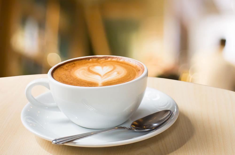 Wir laden Sie ein auf einen Kaffee!