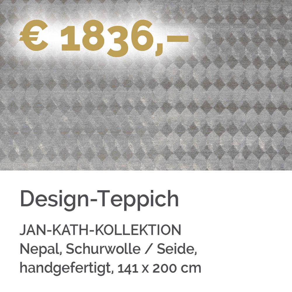 Design-Teppich Jan Kath