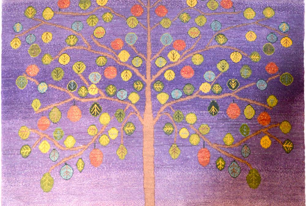 Neue Teppiche der Natural Art-Kollektion