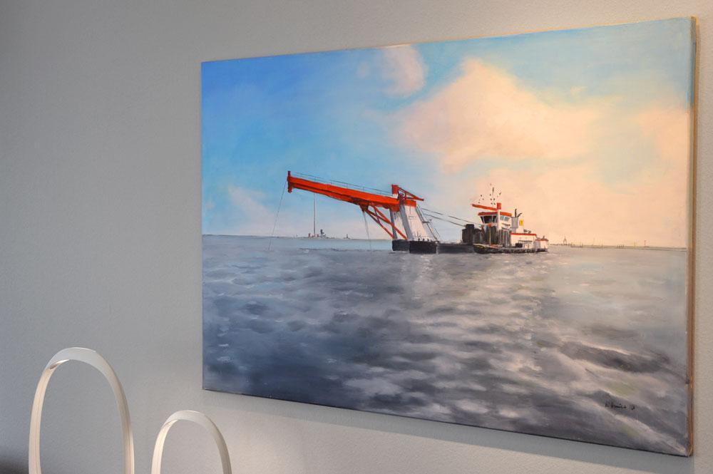 Gemälde Henicz